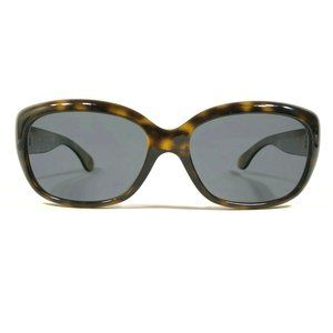 Ray Ban Large Brown Tortoise Square Frames